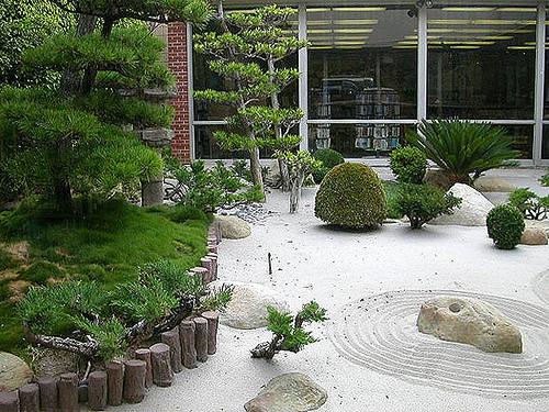 jardin zen japones